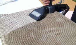 Upholstery Cleaning and Scotchgard
